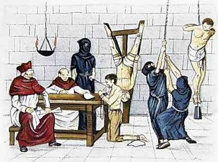 La verdadera historia de la Inquisición Española