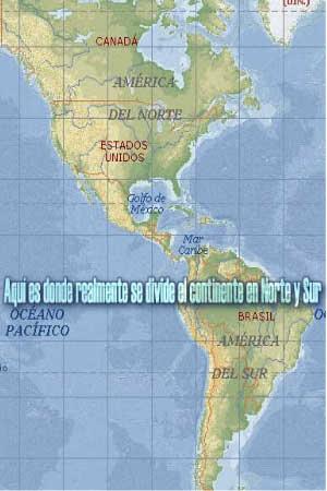 América del Norte; ¿geopolítica o geografía?