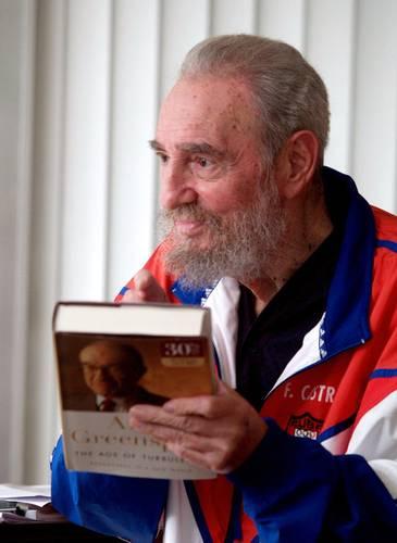 Fidel, de nuevo y siempre, Fidel.