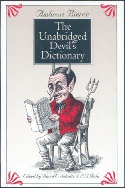Más definiciones extraídas del Diccionario del Diablo