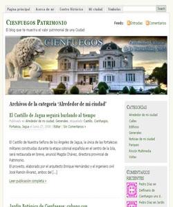 Nuevo diseño para mi otro blog...