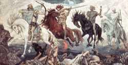 Los cuatro jinetes de la Apocalipsis