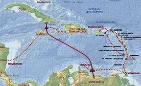 Un cable para unir al Caribe