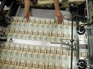 Imprimir más billetes, solución a la crisis?