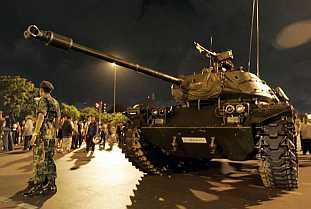 Siglo XXI, época de golpes de estado?