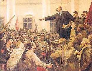 ¿Revolución de Octubre… en Noviembre?