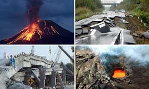 2010, año de terremotos y volcanes?