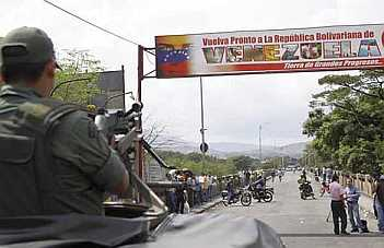 Se militariza la frontera Colombia-Venezuela: dos países hermanos en conflicto