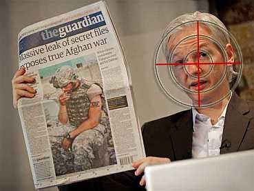 Acusan a Julian Assange, fundador de Wikileaks