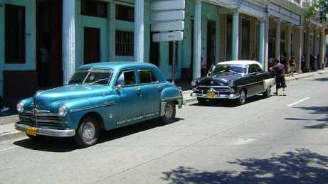 Museo rodante cubano: inventiva e ingeniosidad