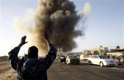 Libia: de nuevo vuelven las guerras imperialistas