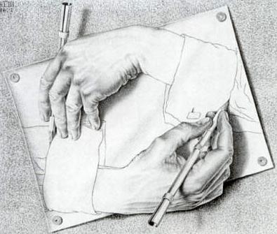 Las manos que no obedecen