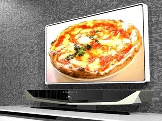 Habrá en el futuro televisión con imágenes, sonidos y olores
