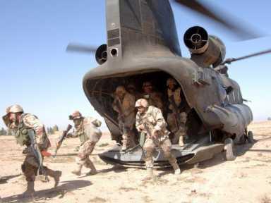 Tropas americanas en Irak… se van o se quedan?
