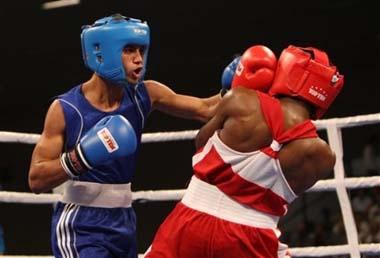 Cienfueguero Robeisy Ramírez gana oro en el boxeo panamericano
