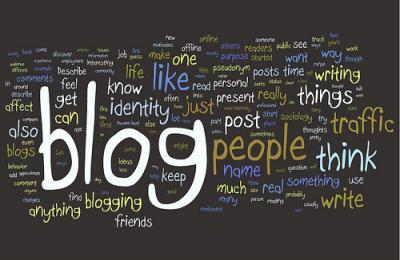 Yo blogueo, tu blogueas, él bloguea, todos blogueamos?