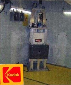 Kodak y su reactor nuclear en Nueva York