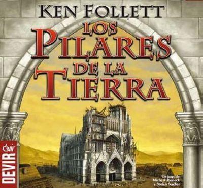"""""""Los pilares de la tierra"""", de Ken Follet"""