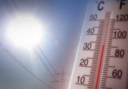 Altas temperaturas en Cuba, como para no salir de casa