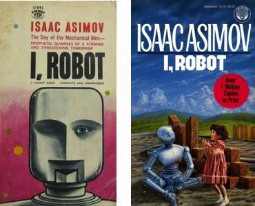 Yo robot, otro libro genial