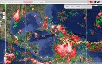 Parece que viene el ciclón…