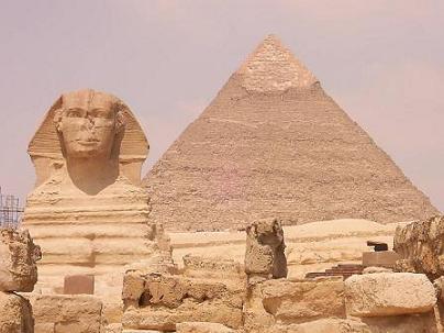 Algo interesante sobre las pirámides de Egipto