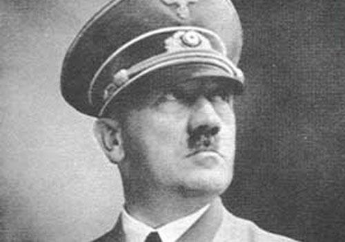 Adolf Hitler en Argentina