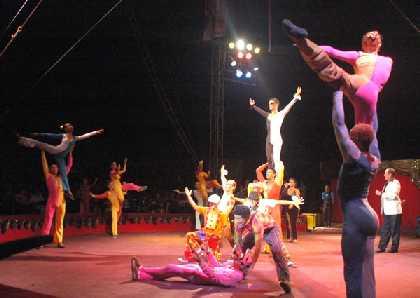 Del circo y otros demonios