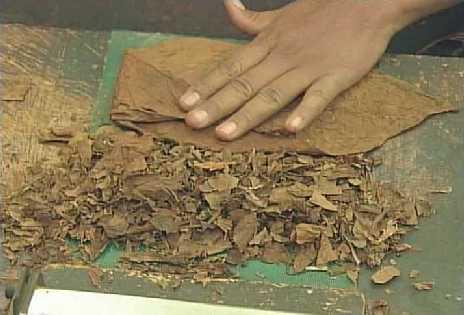 Tabaco e identidad cubana