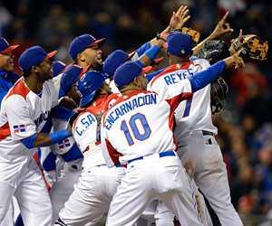 Dominicana dominó el Clásico Mundial