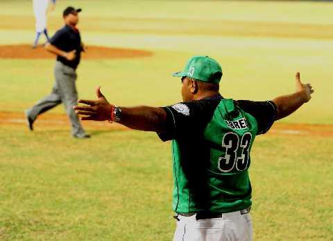 Ciego de Ávila derrota a Cienfuegos y persigue clasificación en béisbol cubano
