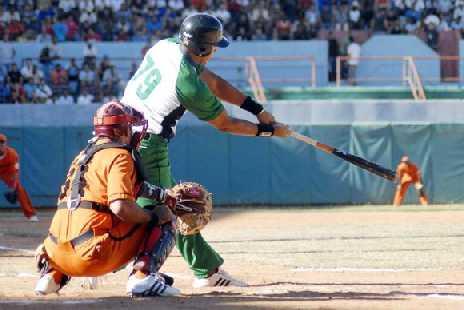 Cienfuegos contra Villa Clara el sábado y Sancti Spíritus contra Matanzas el domingo en béisbol cubano